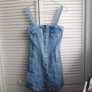 Urban Outfitters BDG denim dress